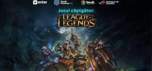 Igry i turniry na Ligu Legend