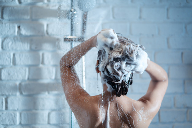 woman in the shower 46139 1633